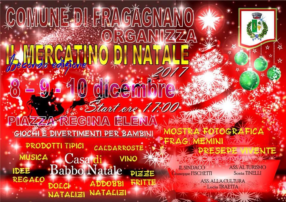 Countdown Natale.Fragagnano Avviato Il Countdown Per La Tanto Attesa Ii