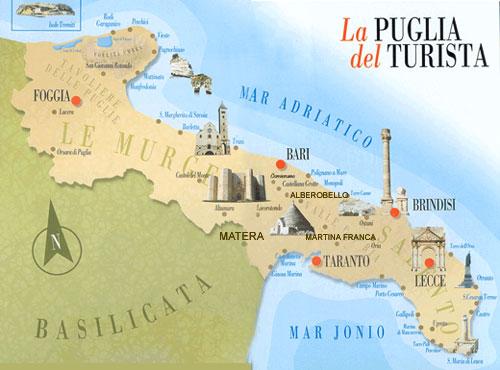 Puglia Cartina Turistica.Taranto Assemblea Generale Guide Turistiche Sfide Prospettive